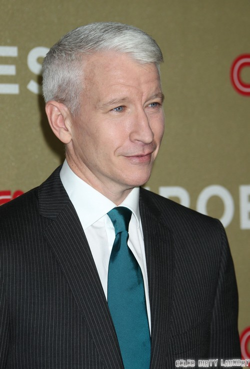 Anderson Cooper Slams Alec Baldwin For Violent Homophopic Rant - Decries Hollywood Hypocrisy