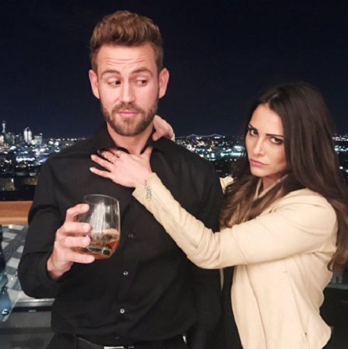 Andi Dorfman Denies Plastic Surgery Rumors After Visiting Nick Viall On 'The Bachelor'