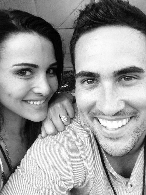 The Bachelorette Andi Dorfman and Josh Murray Split: Phony Football Game Appearance - TV Wedding Cancelled - Fake Relationship Showmance