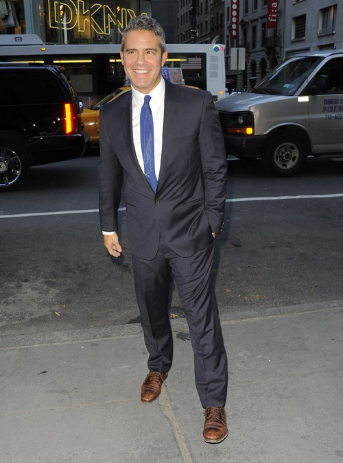 Andy Cohen and Ralph Fiennes' Affair - Source Claims They Are Lovers