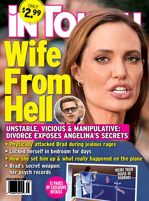Angelina Jolie, Brad Pitt Divorce Battle Forces Children To Take Sides: Brad Submits To Drug Testing, Kids Want Father Back!