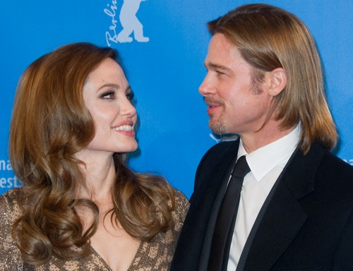 Angelina Jolie Discussing Marriage With New Mystery Man - Brad Pitt Surprised and Angered?