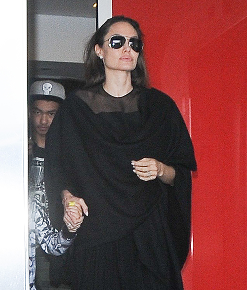 Angelina Jolie, Brad Pitt Desperate To Avoid Divorce As Passion Evaporates - Try To Spice Up Non-Existent Sex Life?