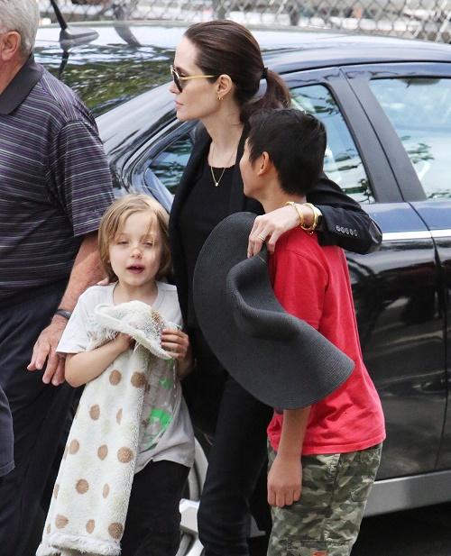 Angelina Jolie And Brad Pitt Millions Of Dollars In Debt: Lavish Lifestyle Has Left Family Of 8 Broke!