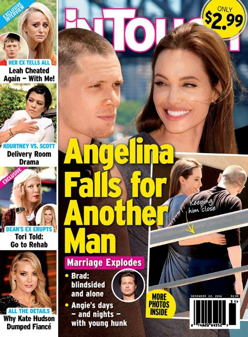 "Angelina Jolie Marriage Crisis - Brad Pitt ""Freaked Out"" - Cheating With Unbroken Star Jack O'Connell (PHOTO)"