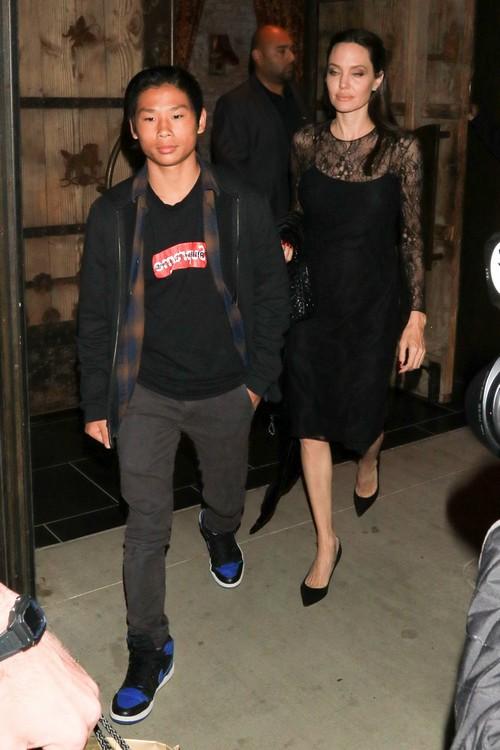 Angelina Jolie's Surprising New Life With Brad Pitt