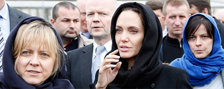 Angelina Jolie Advised By Coven Of British Witches During Nasty Brad Pitt Divorce Battle?