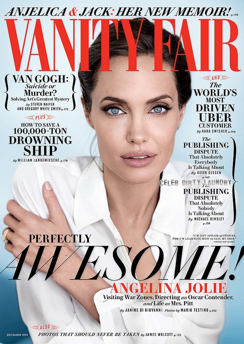 Angelina Jolie Hooks Up With Secret Lover, The Man Who Took Her Virginity - Report