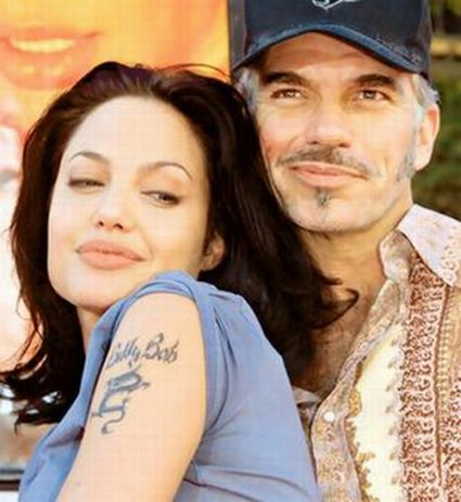 Angelina Jolie Hooking Up With Billy Bob Thornton But Not Cheating On Brad Pitt – They Have An Open Relationship!