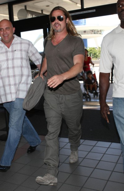 Brad Pitt And Angelina Jolie Plan Cruise Ship Wedding, Tacky Or Romantic? 0717