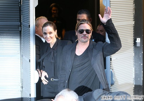 World War Z Premieres To Good Reviews – Did Angelina Jolie And Brad Pitt's Promotion Pay Off? (PHOTOS)