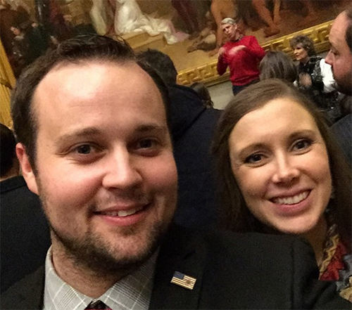 Anna Duggar Refuses To Divorce Josh Duggar, Standing By Husband Amid Sex and Cheating Scandals