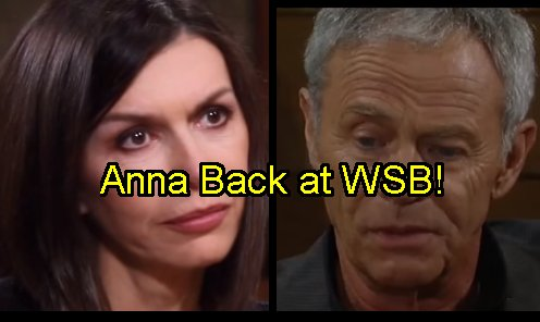 'General Hospital' Spoilers: Anna Teams with Robert to Destroy Julian - Quits PCPD – Goes Back to WSB