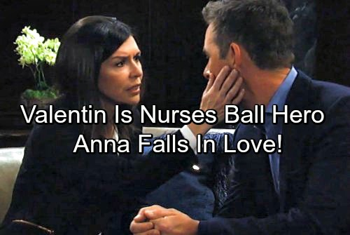 General Hospital Spoilers: Valentin Is A Nurses' Ball Hero – Wins Anna's Heart, New Romance Kicks Off