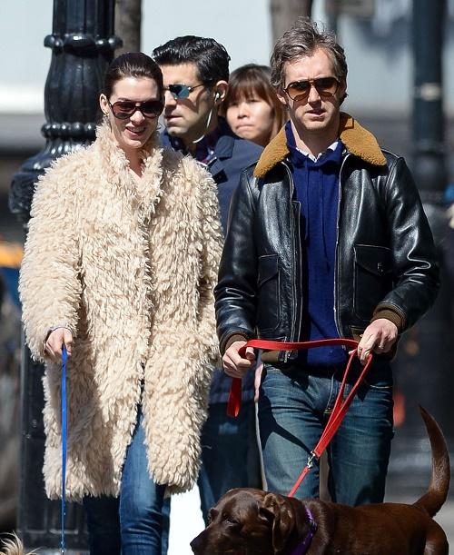 Anne Hathaway Adopting American Baby After Unsuccessful Pregnancy Attempts With Hubby Adam Shulman