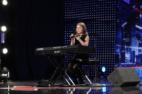 Anna Christine Stuns In Season Opener Of America's Got Talent (VIDEO) 0605