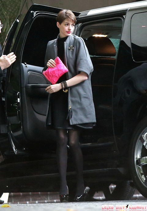 Anne Hathaway Pregnant With Adam Shulman's Baby - Summer Birth Report
