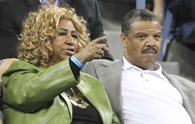 Aretha Franklin Calls Off Her Wedding Just Weeks After Getting Engaged