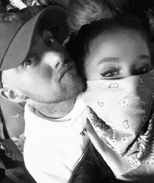 Is Ariana Grande Engaged To Rapper Mac Miller?
