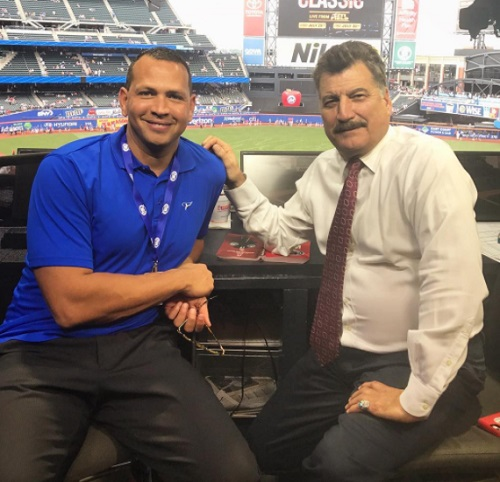 Alex Rodriguez Signs Major Deal With ABC News - Appearing On GMA And World News Tonight