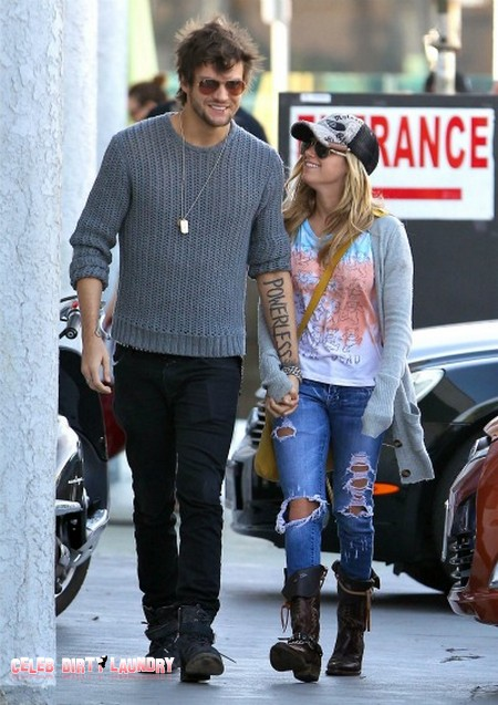 Ashley Tisdale's New romance Heating Up??