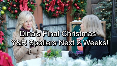 The Young and the Restless Spoilers: Next 2 Weeks - JT Returns – Tessa's Disaster – Nick's Bold Move – Dina's Health Fades Away