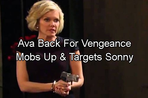 General Hospital Spoilers: Ava Fights To Take Over Port Charles Mob As Sonny Retires
