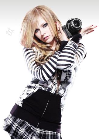 Avril Lavigne Is Maxim's November 2010 Cover Girl