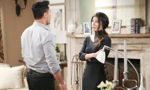 The Bold and the Beautiful Spoilers: Heartbroken Liam Leaves Steffy - Hope Becomes Sally's Fierce Rival For Liam's Heart