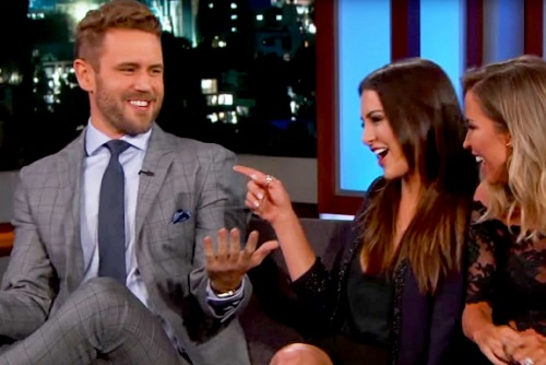 'The Bachelor' 2017 Spoilers: Nick Viall Panicking - Andi Dorfman Exposing Secrets In Second Tell-All Book