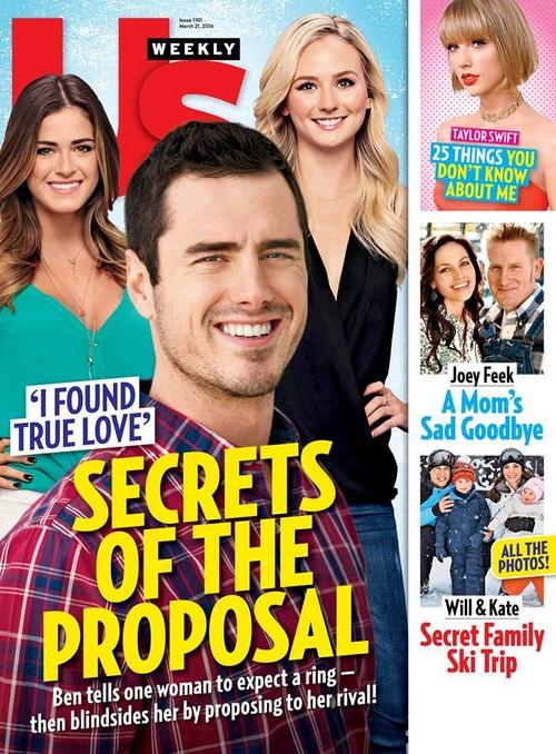 Ben Higgins Breaks Jojo Fletcher's Heart and Proposes to Winner Lauen Bushnell on The Bachelor 2016 Finale