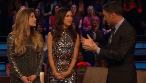 Bachelorette 2015 Spoilers Season 11 Premiere - Britt Nilsson And Kaitlyn Bristowe: Awkward Limo Entrances, Men Vote
