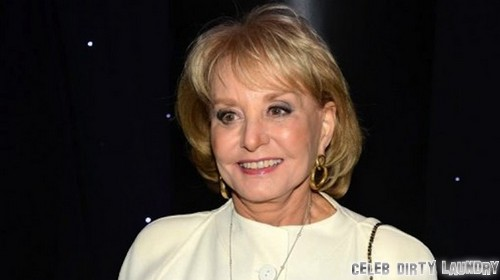 Barbara Walters Is Finally Retiring From Television