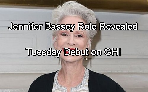 General Hospital Spoilers: Jennifer Bassey Debuts in Shocking New Role – Who Will She Play?