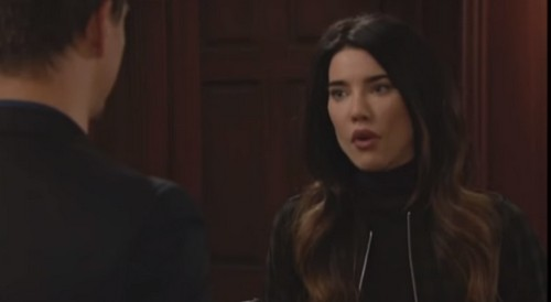 The Bold and the Beautiful Spoilers: Steffy and Bill Desperately Search Crumbling Building for Liam and Sally