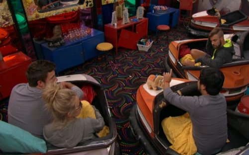 Big Brother 18 Spoilers: Live Feed Highlights – Da'Vonne Doomed to Week 6 Eviction – HoH Comp Plans - Boozie Halfway Party