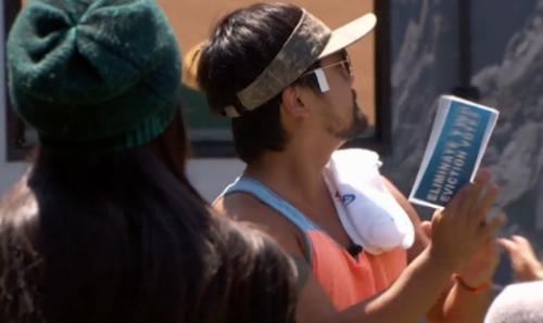 "Big Brother 18 Recap 8/7/16: Season 18 Episode 22 ""HoH and Nominations"""