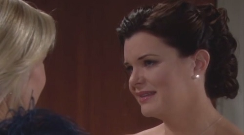 The Bold and the Beautiful Spoilers: Aly and Ivy Discuss Surprise Double Wedding - Ridge Worries About Brooke
