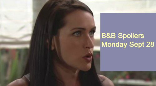The Bold and the Beautiful (B&B) Spoilers: Quinn Steps Up for Wyatt, Spencer Fashions Nears - Steffy Won't Budge on Ivy