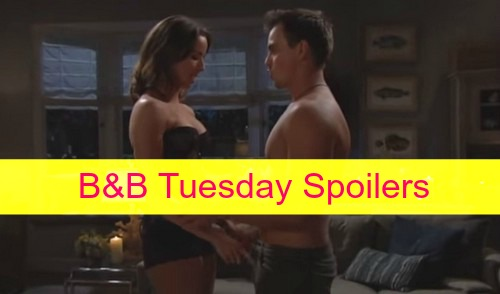 The Bold and the Beautiful (B&B) Spoilers: Maya Worries About Surrogacy – Wyatt Worries About Losing Hot Ivy
