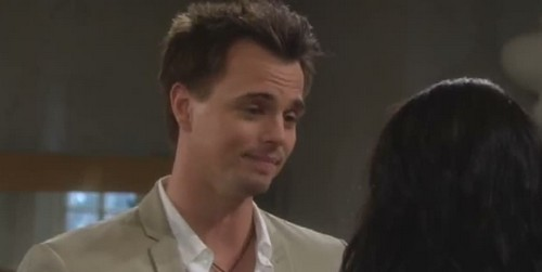 'The Bold and the Beautiful' Spoilers: Carter Wonders If Deacon Really Knows Quinn – Wyatt Blesses Marriage, Brooke Intervenes