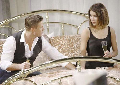 'The Bold and the Beautiful' Spoilers: Jacqueline MacInnes Wood Returns - Steffy Steals Rick From Maya and Liam From Ivy!