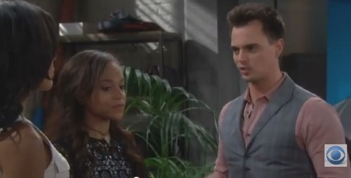 'The Bold and the Beautiful' Spoilers: Maya Distrusts Wyatt With Nicole – Katie's Loyalties Torn Between Bill and Rick