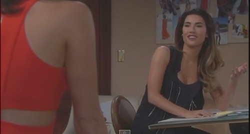 'The Bold and the Beautiful' Spoilers: Rick Rips Into Bill Over Maya, Offers a Bribe – Ivy Stands Up to Steffy About Liam
