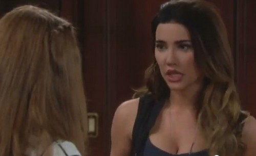 The Bold and the Beautiful Spoilers: Wyatt Resents Liam's Power, Pursues Steffy for Revenge - Nicole Jealous, Liam Furious?
