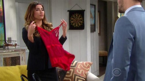 The Bold and the Beautiful Spoilers: Liam's Marriage Proposal to Ivy - Steffy Interferes, Tries To Sink Wedding?