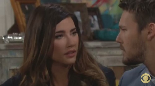 'The Bold and the Beautiful' Spoilers: Ivy Eavesdrops, Worries Liam Chooses Steffy – Quinn Urges Ivy to Fight for Her Man