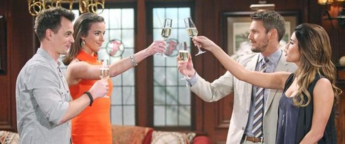 'The Bold and the Beautiful' Spoilers: Liam and Ivy Get Married – Steffy Lashes Out Bitterly