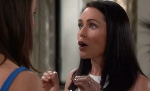 'The Bold and the Beautiful' Spoilers: Ivy Considers Revealing Secret, Quinn Says No – Bill Shocked by Liam's Marriage