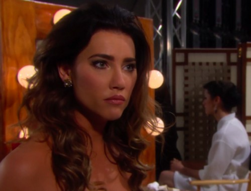 'The Bold and the Beautiful' Spoilers: Ivy Tells Wyatt About Steffy's Murder of Aly in Tragic Confrontation